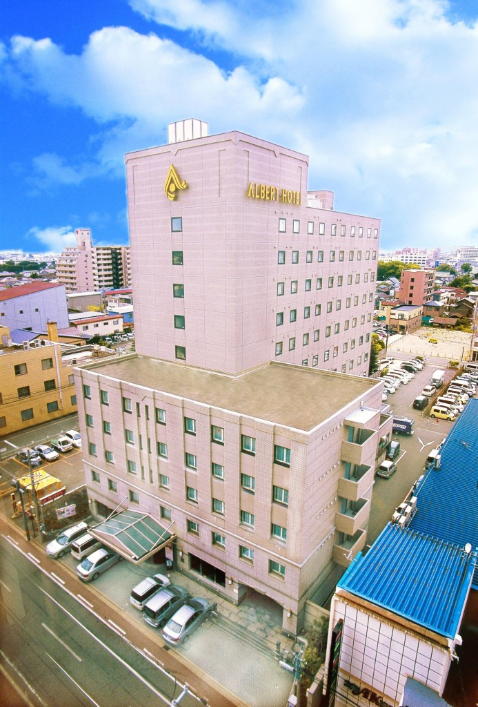 株式会社アルバートホテル