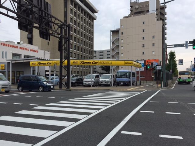 タイムズカーレンタル 秋田山王大通り店